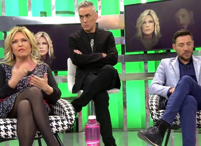 EL POLÍGRAFO DESCUBRE EL ORIGEN DE LA ENEMISTAD ENTRE LYDIA LOZANO Y ANTONIO DAVID