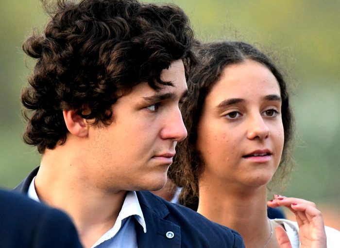 Froilán y Victoria Federica, los nietos 'descarriados' de la Casa Real