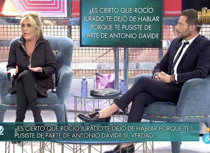 El origen del enfrentamiento entre Lydia Lozano y Antonio David