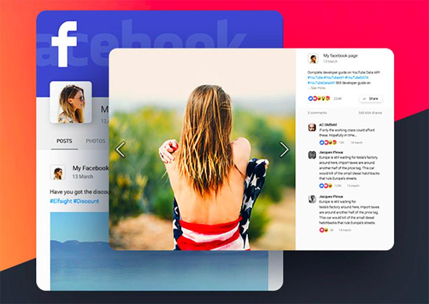 Cómo poner contenido de Facebook o Instagram en WordPress