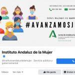 El Instituto Andaluz de la Mujer se pule 120.000 euros en mejorar su Facebook en plena pandemia