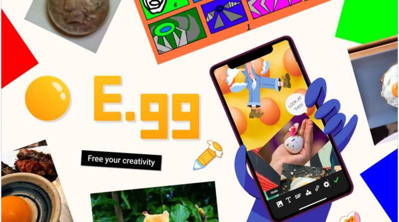 Facebook presenta E.gg