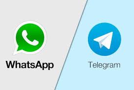 Telegram vs. WhatsApp