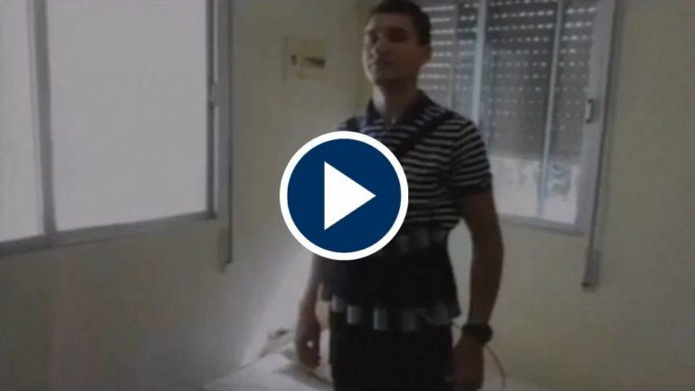 IMÁGENES SENSIBLES: Sale a la luz un vídeo inédito de los yihadistas que atentaron en Barcelona