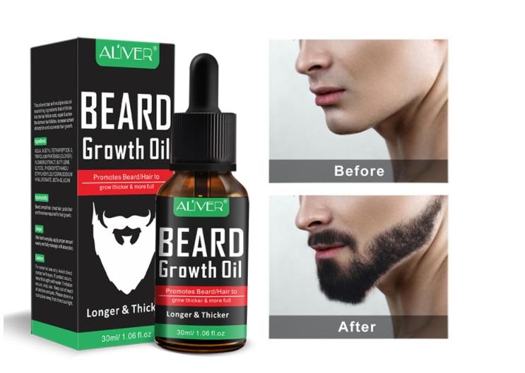 aceite barba