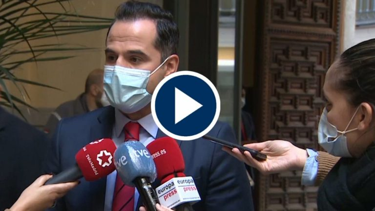 Madrid cuestiona la viabilidad de la propuesta de Aguado
