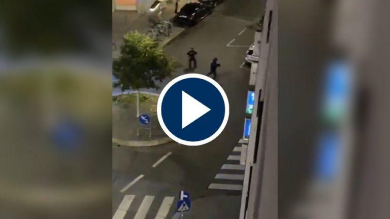 Al menos cuatro muertos en el atentado islamista en Viena