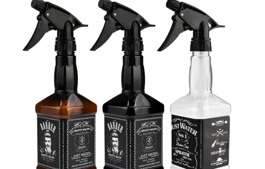 botella spray