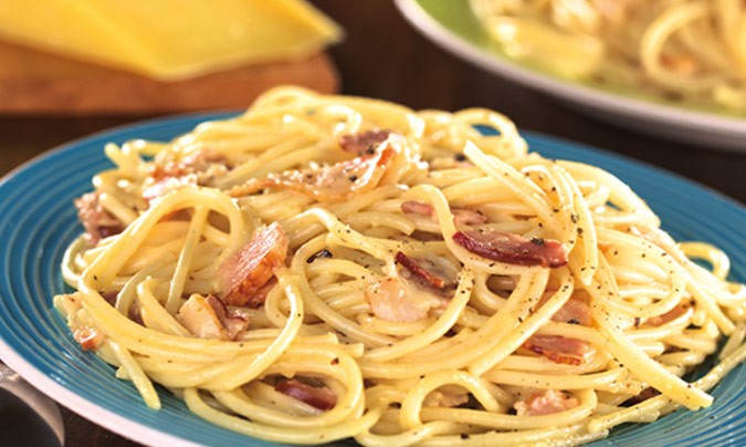 carbonara-salsa-espaguetis