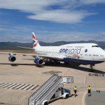 El aeropuerto de Castellón busca remontar el vuelo con un millón de euros en publicidad