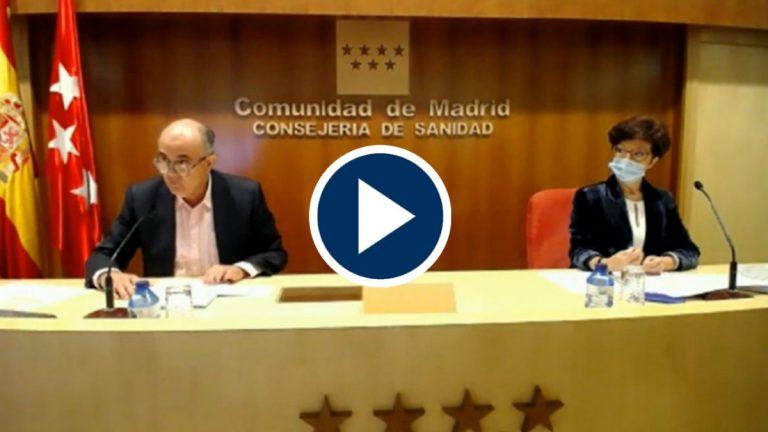 La Comunidad de Madrid se cerrará perimetralmente 10 días