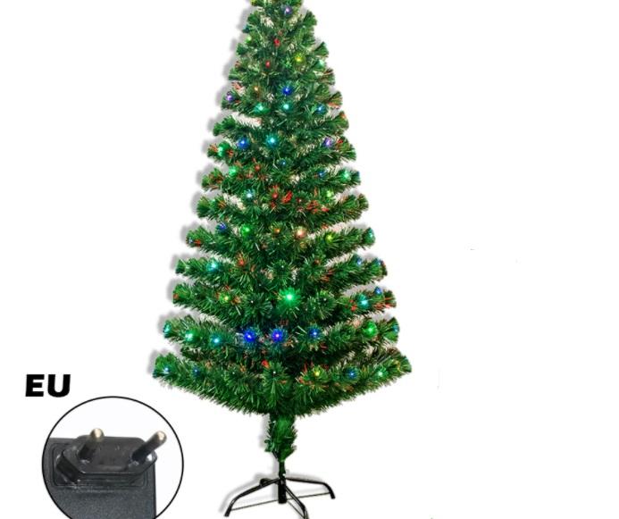 pino con luces