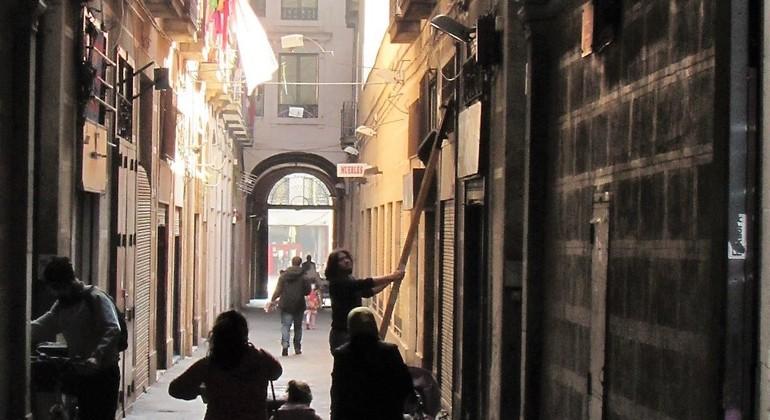 ruta sexo barcelona