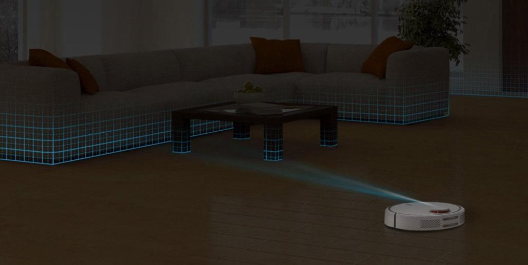 sensores del robot