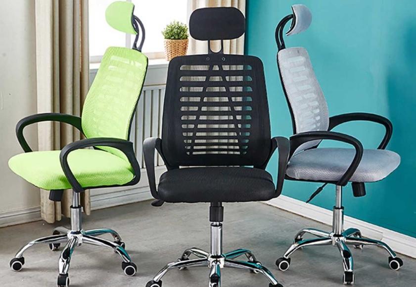 silla grande de malla