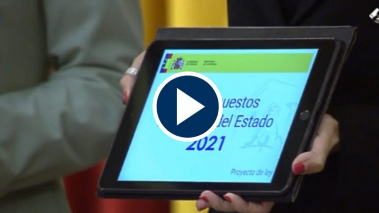 Sueldos congelados: PSOE y Podemos rectifican los PGE