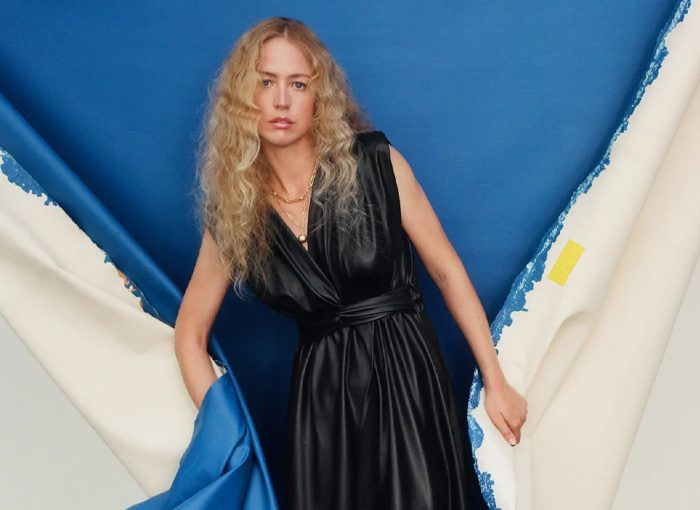 Zara: Vestidos negros elegantes y modernos para despedir el 2020