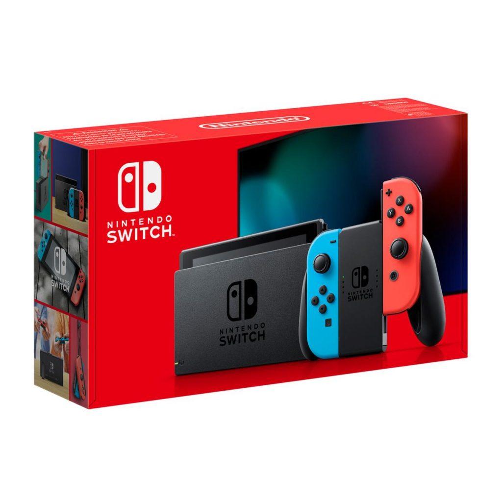 Así es la Nintendo Switch