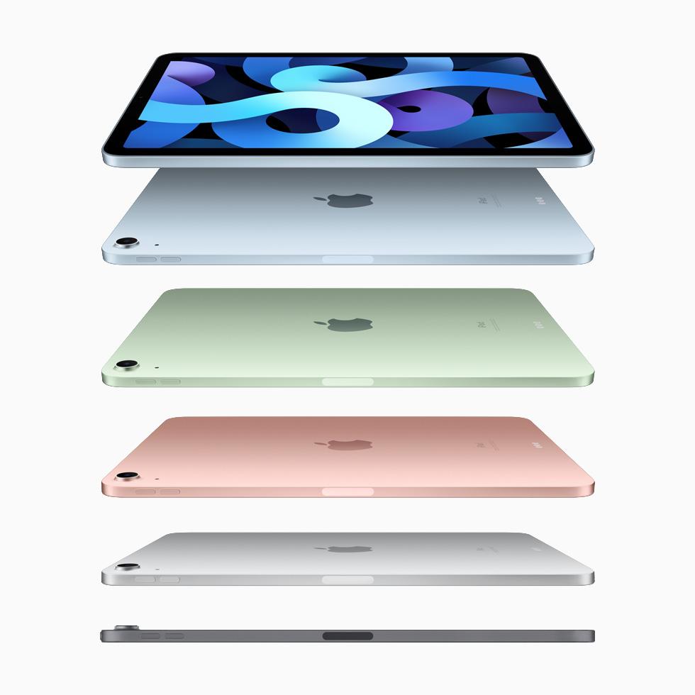 Cómo es el iPad Air de Apple