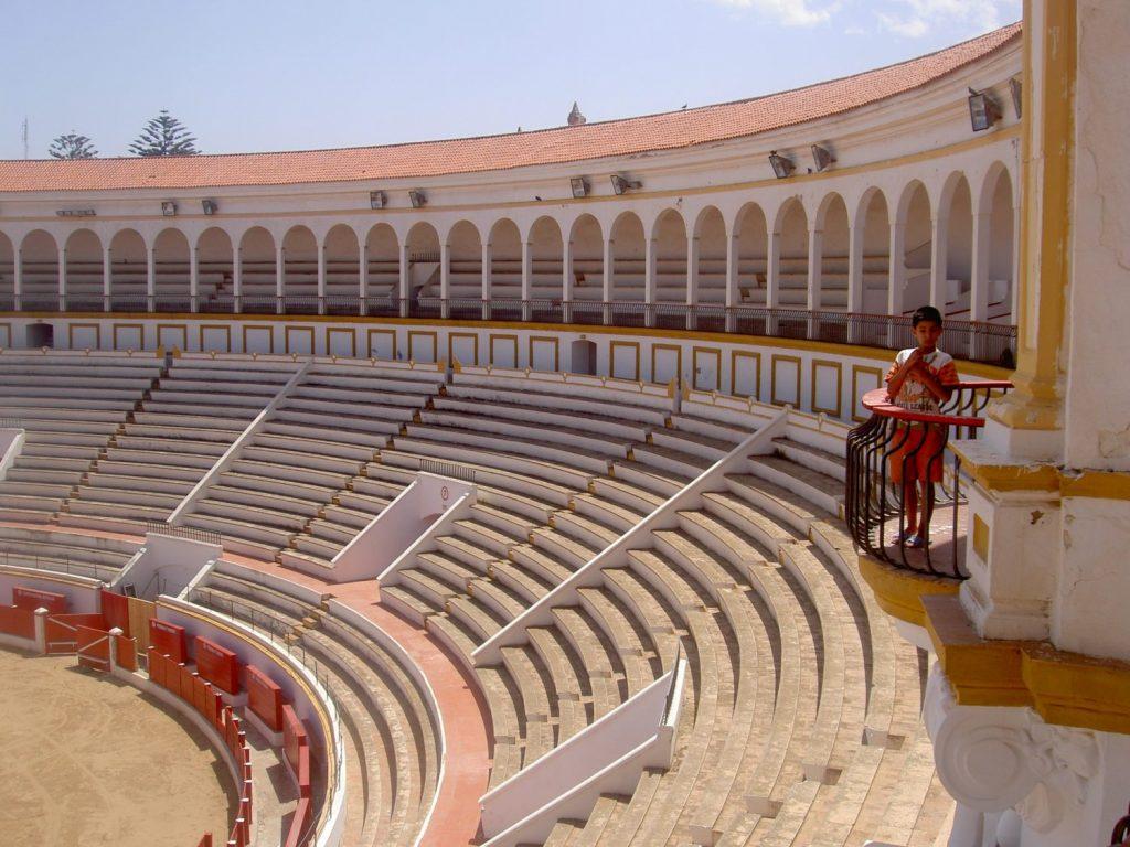 plaza de toros melilla