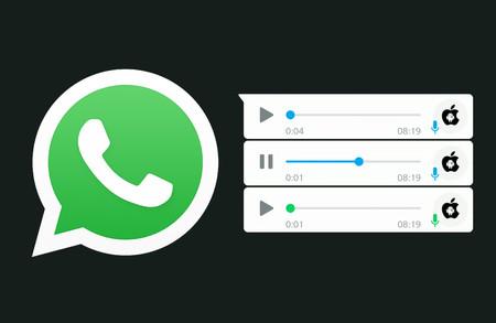WhatsApp y los audios de voz