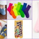 Aliexpress: 10 calcetines divertidos y de calidad para dar color a tus looks