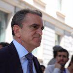 Franco afila los cuchillos socialistas para asaltar a un Gabilondo cuestionado