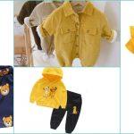 Pijamas y ropa muy adorable para bebé tirados de precio en Aliexpress