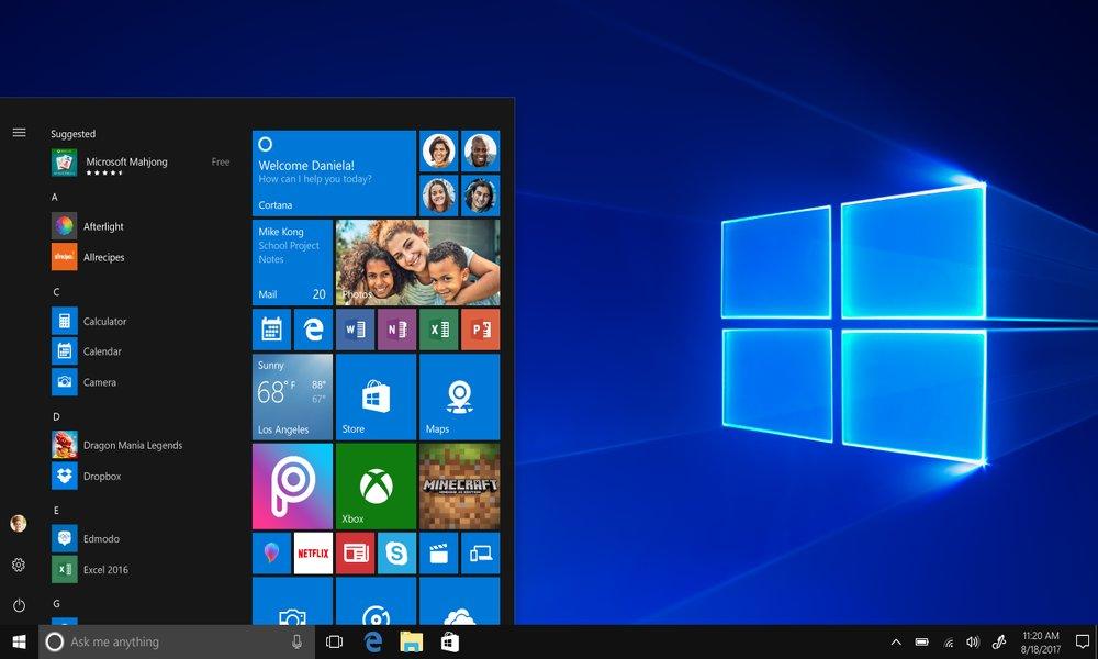Windows 10 y su mundo oculto