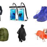 Los 8 productos de Amazon que necesitas para estos días de lluvia