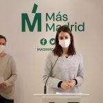 """Más Madrid acusa sin pruebas a la """"extrema derecha"""" del robo de 8.000 euros"""