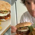 La hamburguesa Michelin de Jordi Cruz que puedes hacer en casa
