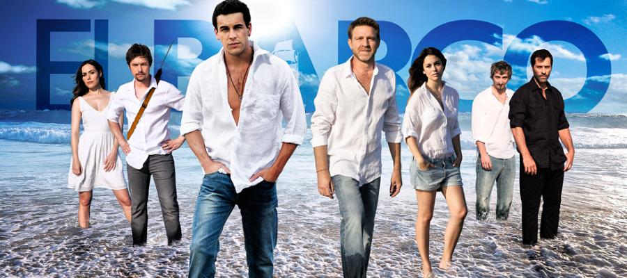 El Barco, la serie de Antena 3