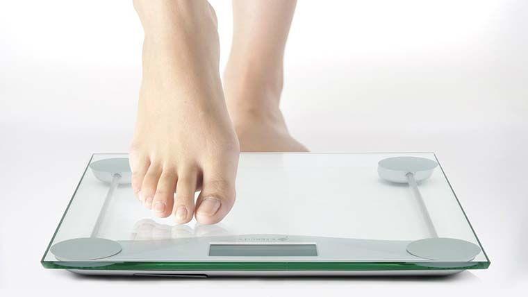 El peso y la báscula