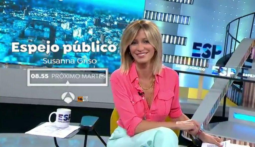 Espejo Público, un clásico de la TV