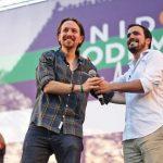 Los ministros de Podemos hacen piña para sobrevivir al vendaval socialista iniciado en Cataluña