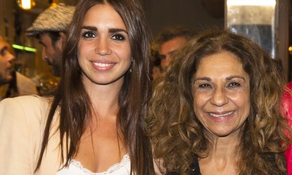 ELENA FURIASE Y SU MADRE LOLITA