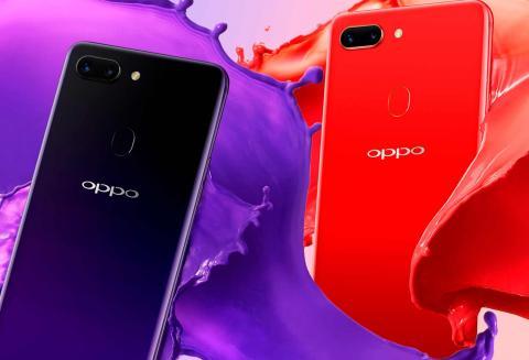 La llegada de Oppo y us móviles