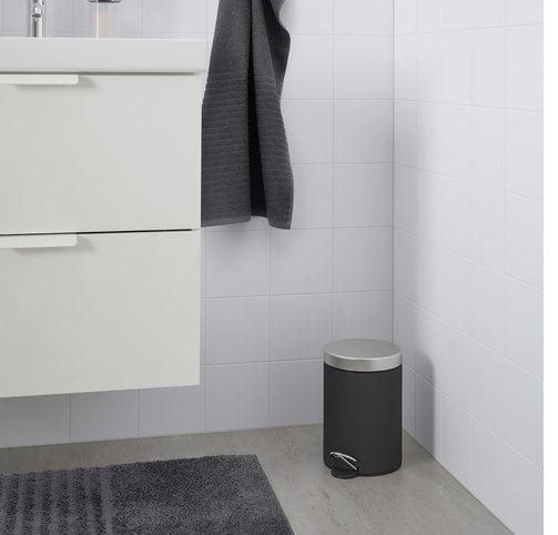 Cubo de basura de outlet Ikea