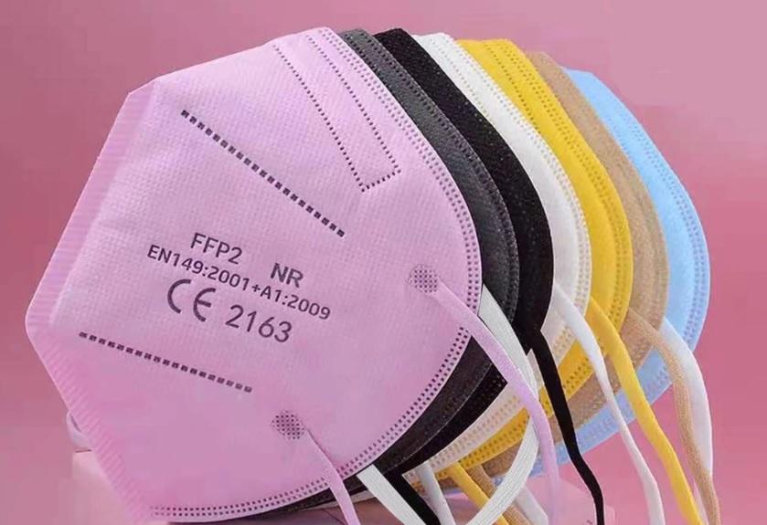 ffp2 colores