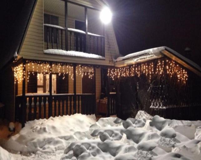 luces led casa