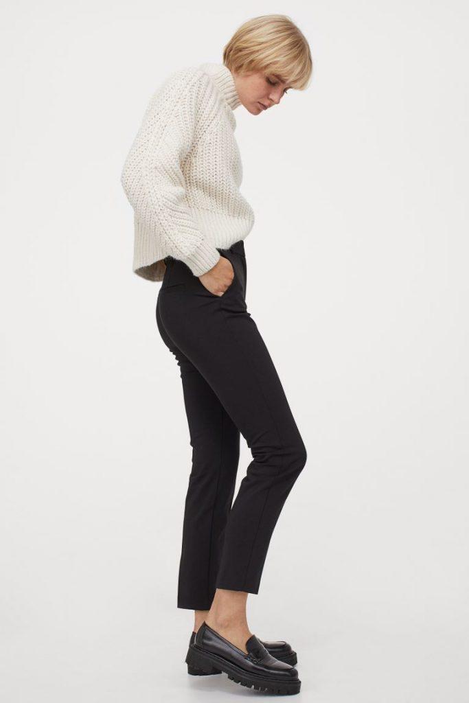 Pantalón pitillo de H&M