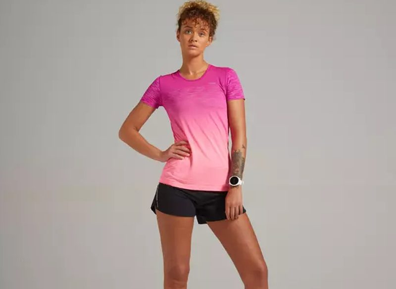 CAMISETA RUNNING KIPRUN CARE TRANSPIRABLE