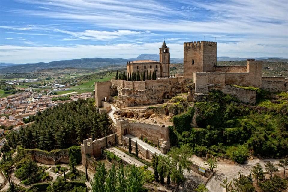 Alcalá la Real, Jaén pueblo que debemos visitar en Semana Santa