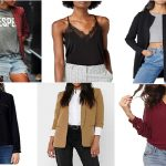 Las blusas y blazers super asequibles de Amazon que copian a Mango y Zara