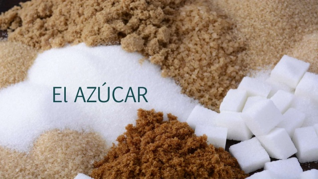 ¿Por qué se debe evitar el azúcar?