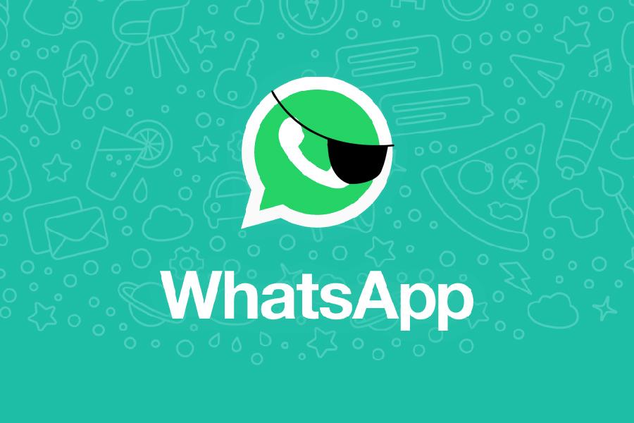 Whatsapp y los piratas