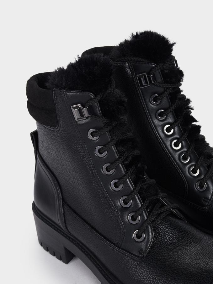 botas militares parfois