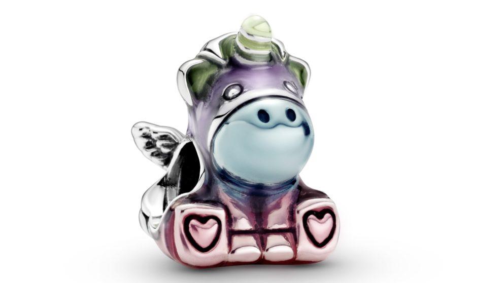 charm unicornio