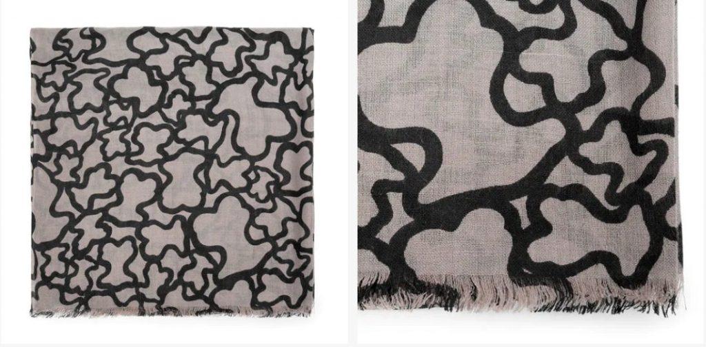 foulard kaos